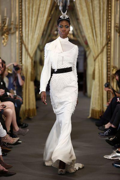 Vestidos de novia con cintas y lazos 2017: 30 diseños llenos de romanticismo Image: 26