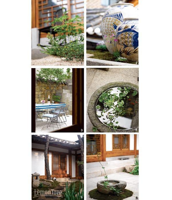 모던 한옥, 여덟 개의 힐링 정원 이야기  Daum라이프