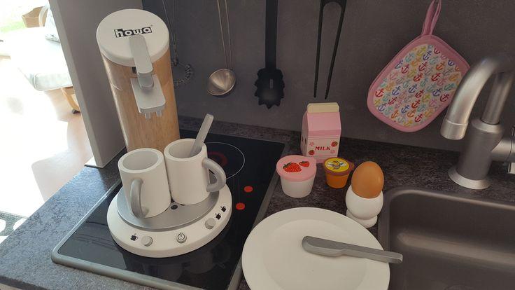 Frühstücksset von Howa (Kaffeemaschiene)