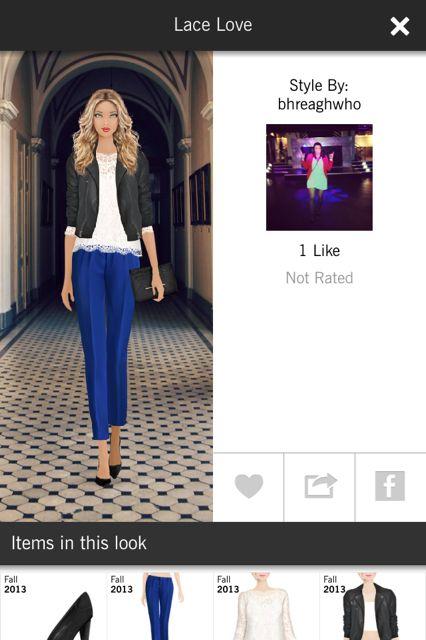 Covet Fashion App