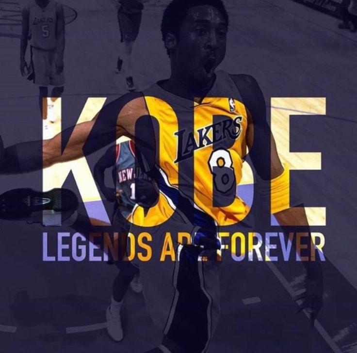 Kobe - Legends are Forever