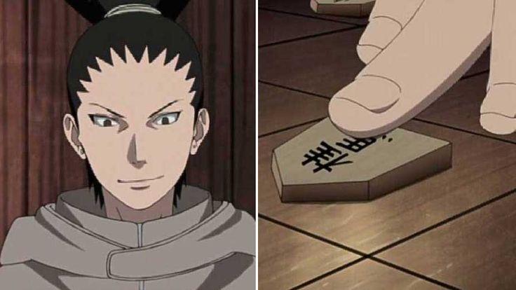 Ternyata Ini yang Membuat Shikamaru Mendapat Julukan Ninja Jenius Konoha, Mengenal Catur Jepang Shogi, Mainan Favorit Shikamaru, Ahli Strategi Konoha