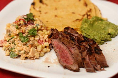 Beer-Marinated Flank Steak | Beef | Pinterest