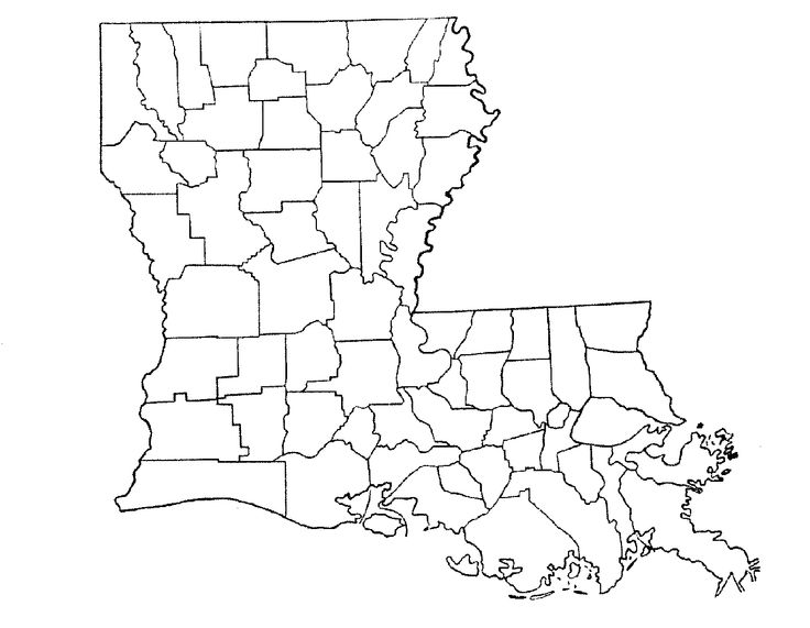 Best Map Of Louisiana Parishes Ideas On Pinterest Louisiana - Louisiana map with parishes