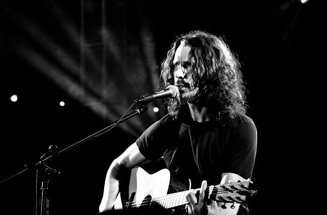 SOUNDGARDEN's Крис Корнелл завершил запись нового сольного альбома