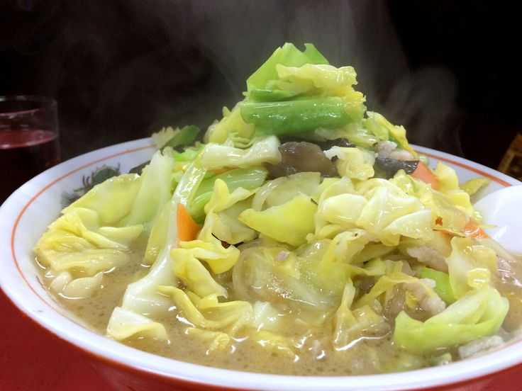 Tanmen topped with vegetables #1 from Chuka Mihara @ Ginza   by Fuyuhiko