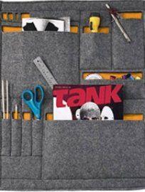 рукодельные идеи: Как сшить органайзеры для дома