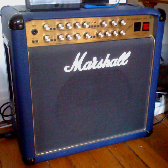 best used marshall combo under 1000 the gear page. Black Bedroom Furniture Sets. Home Design Ideas