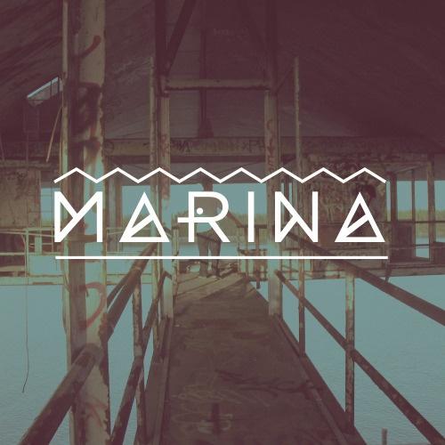 MARINA - Typeface