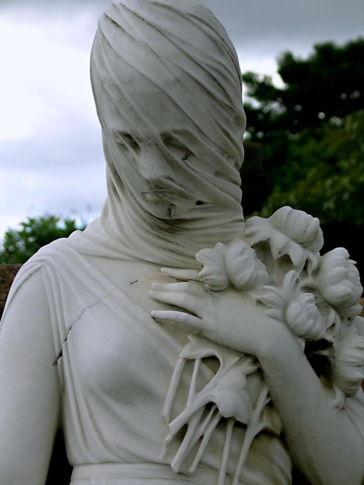 123 Best Veiled Statues Images On Pinterest Sculpture