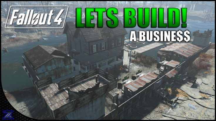 Fallout 4 - Lets Build a Business | Infinite Caps No Cheating | Taffington Boathouse| Settlement Fallout 4 Settlement Base Building - Lets build! a money generating business an endless supply of caps and healing items with no cheating or exploiting. Purified water sells for a maximum of 20 caps each and with this we can produce hundreds of purified waters per day by simply using Taffington Boathouse or a settlement with a decent water supply. Obviously the bigger the water supply the more…