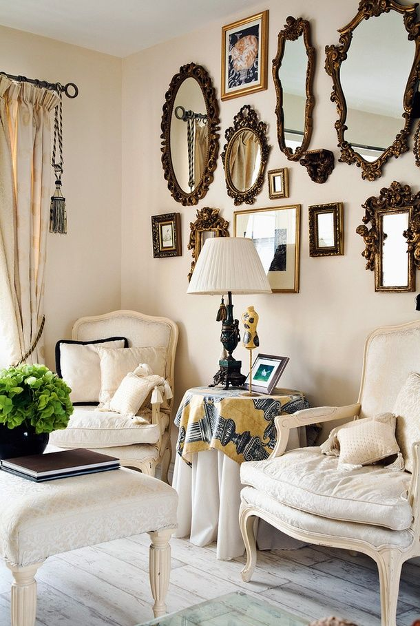 Beautiful Mirror Decoration Ideas