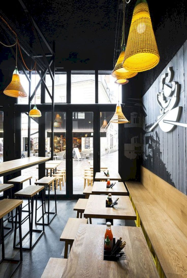 15 stylish interior design ideas for thai restaurant for Decoracion del hogar contemporaneo