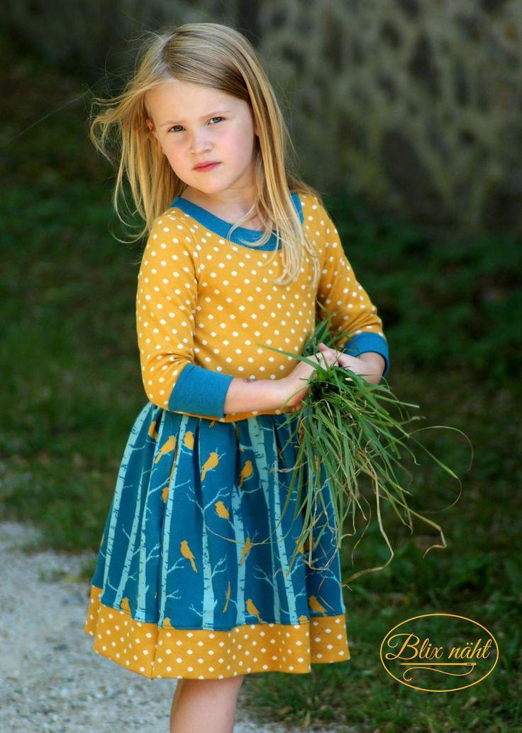 Kleid für den Frühling nähen