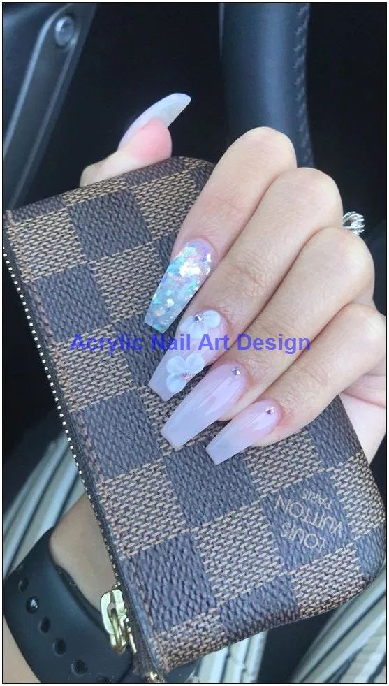20 Great Ideas How to Make Acrylic Nails by Yourself 1 #nailart #naildesign