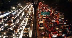 Resultado de imagen para la hora pico en las ciudades mas pobladas