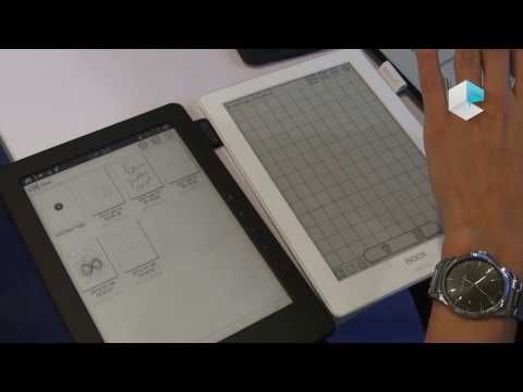 (9) Onyx Boox e-Note 10.3 E-Ink Carta Refresh with Wacom pen, next gen Onyx Boox 9.7 - YouTube