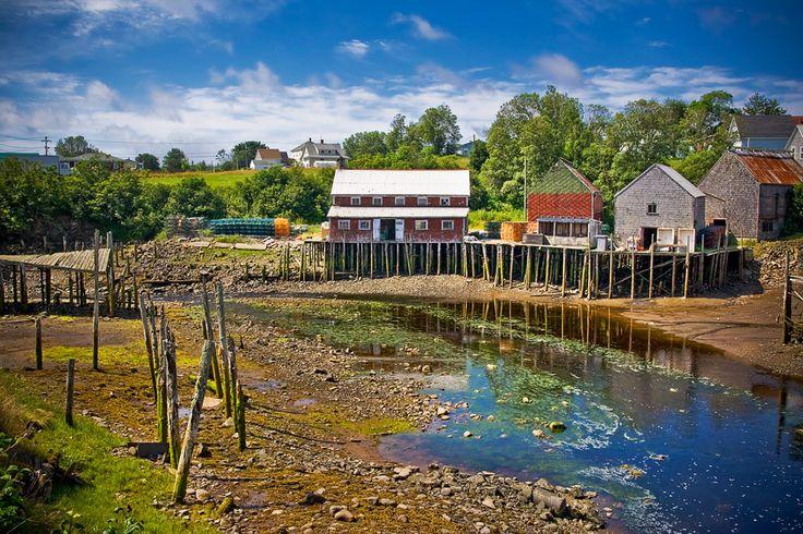 Grand Manan Island.New Brunswick. Canada.