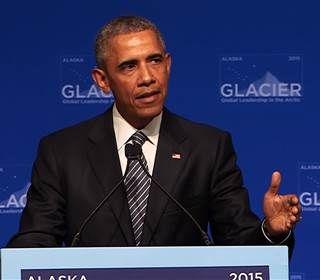 Obama Urges Action on Climate Change