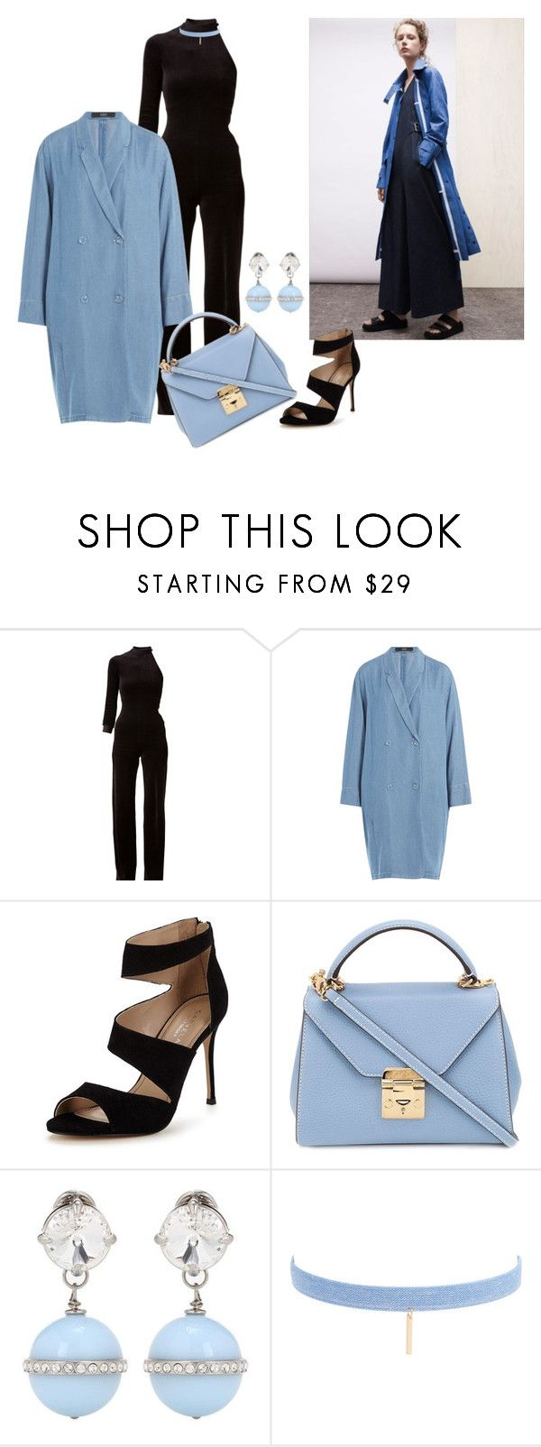 """""""Untitled #762"""" by bsimontwin ❤ liked on Polyvore featuring Vetements, Steffen Schraut, Carvela, Mark Cross, Miu Miu and Jules Smith"""