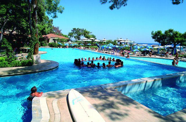 Séjour Turquie Go Voyage, promo séjour Antalya pas cher Go Voyage au Hôtel-club Ulusoy Kemer 5* à Antalya prix promo séjour Go Voyages à partir 739,00 € TTC 8J/7N Tout Compris