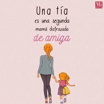 Frases Bonitas Para Facebook: Imagenes Con Frases Sobre Las Tias Más