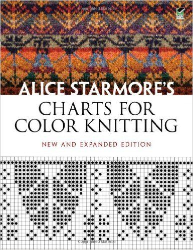 Amazon.fr - Charts for Color Knitting - Alice Starmore - Livres