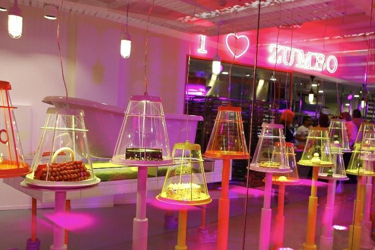 Adriano Zumbo at The Star is our new exciting concept store which comprises a Patisserie and a Dessert train. The decor showcases Adriano's philosophy about food, it should be fun, textural, appealing to the eye and above all else taste great.