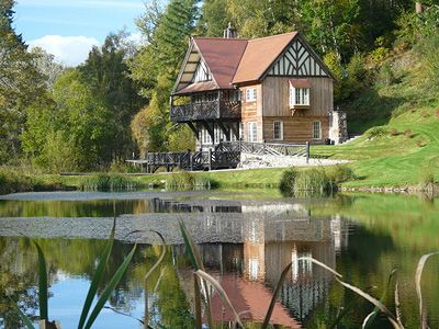 A charming boathouse to rent in Scotland