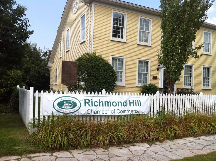 Richmond Hill Chamber of Commerce, Richmond Hill, ON Canada   http://WWW.RHCOC.COM