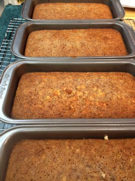 Zucchini Bread - No Sugar, Low Carb Recipe by FIT_ARTIST via @SparkPeople