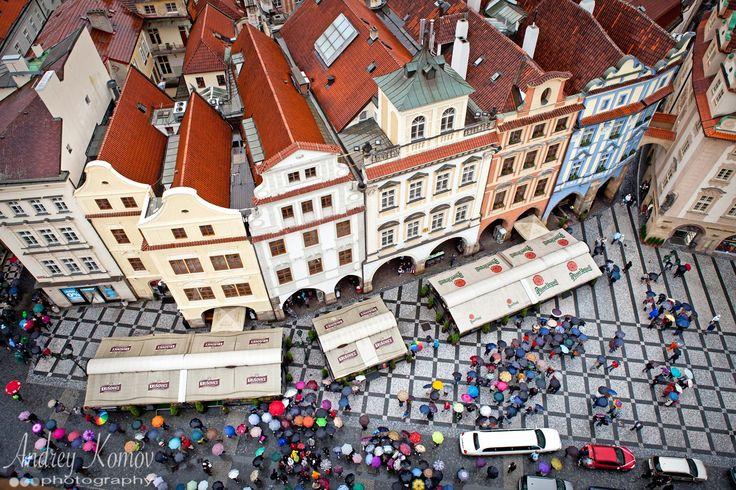 Prague by Andrey Komov on 500px