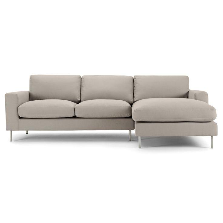 Kenton Fabric Corner Chaise Sofa – Next Day Delivery ...