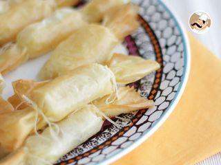 Bonbon salati con formaggio di capra, Ricetta Petitchef
