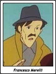 Tío Francesco Merelli / Marco. De los Apeninos a los Andes / Haha wo tazunete sanzenri / anime / TV Serie / 1976