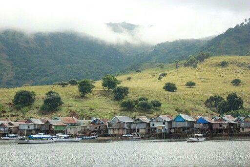 Komodo Village, Labuan Bajo, Flores, Indonesia