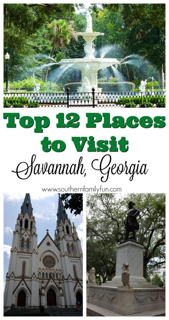 There are so many wonderful things to do in Savannah. Whether you're visiting the city for its historic value or the ghosts, you'll find several attraction options that you'll love. #visitsavannah #hosted