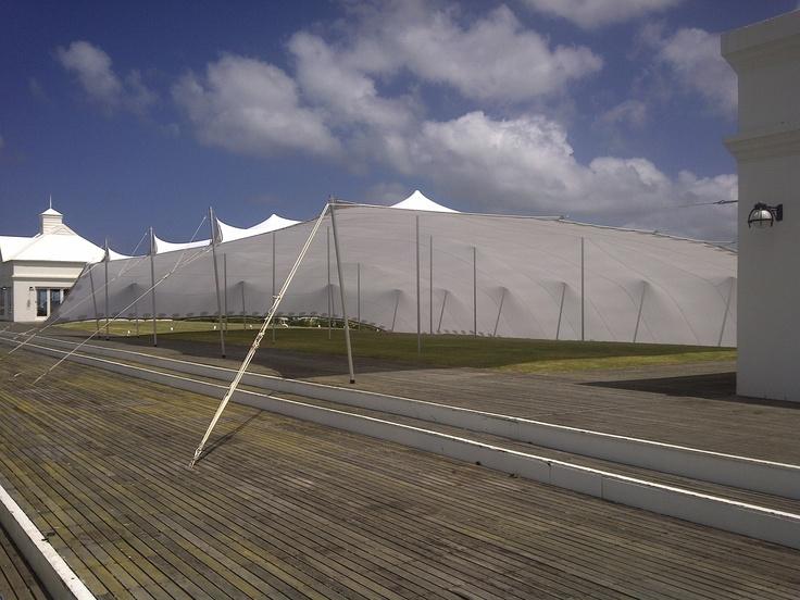 White Bedouin/ stretch tent www.eventsandtents.co.za