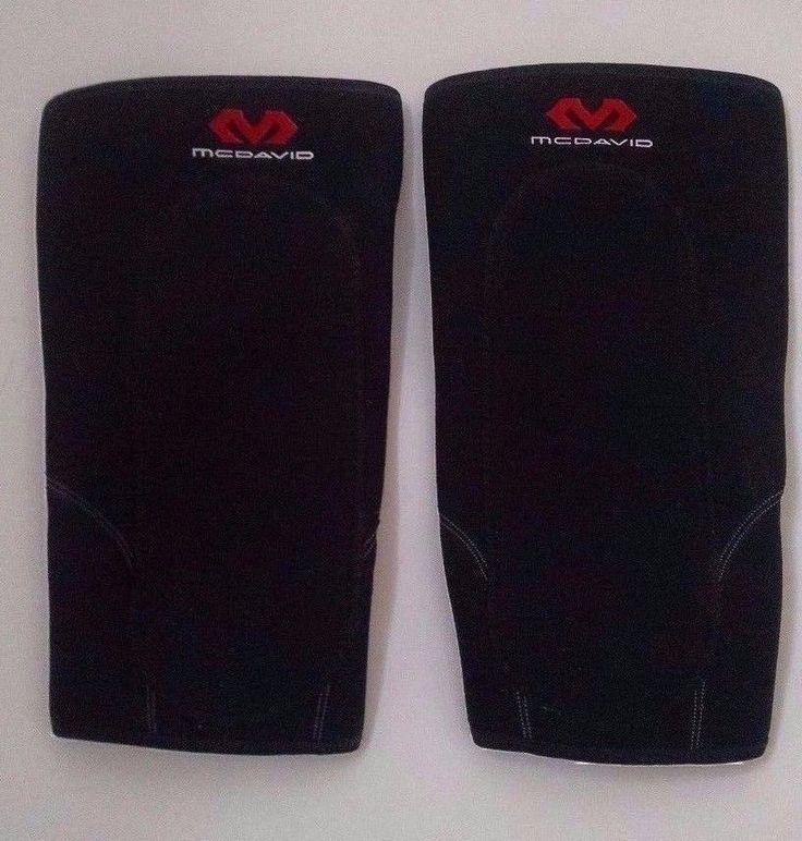 McDavid Knee Support Closed Patella Brace M 401 Neoprene Compression Sleeve #McDavid