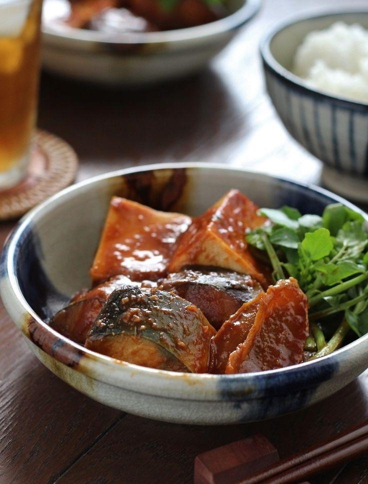 鯖のコチュジャン味噌煮 by 笠原知子 | レシピサイト「Nadia | ナディア」プロの料理を無料で検索