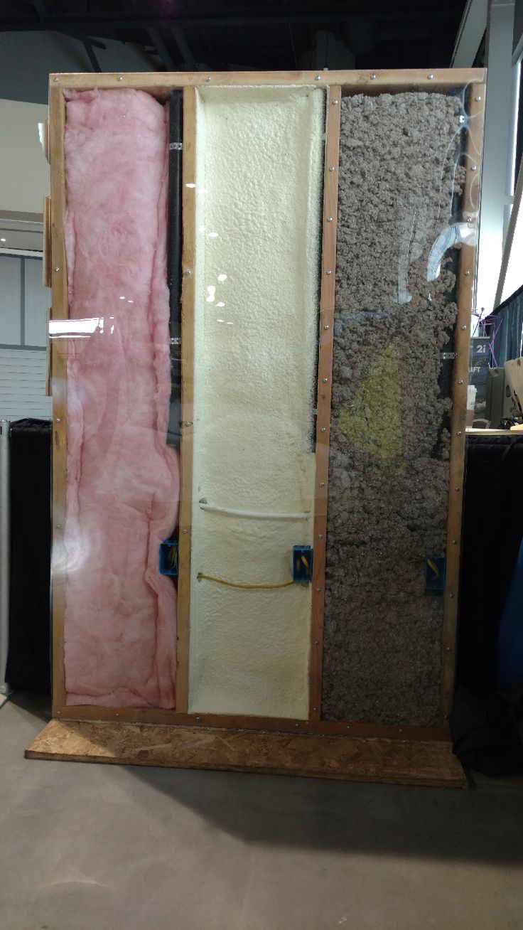 Keep the weather outside, a blog post about why spray foam insulation is superior to traditional insulation methods.