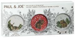 The perfect Christmas gift... http://www.beautyland.co.uk/shop/paul-joe-eye-colour-and-lip-balm-set/