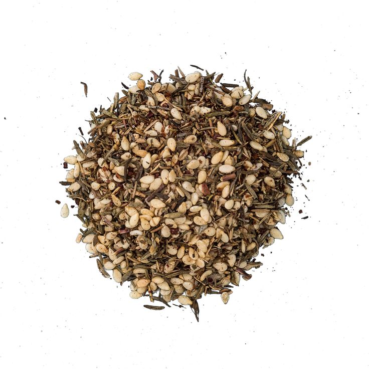 Za'atar Spice - This deliciously fragrant spice blend goes by a variety of names including zaatar, za'tar, zatar, zatr, zattr, zahatar, zaktar and satar, but whatever you call it, this popular condiment is used across the Middle East and is a tasty blend of thyme, ground sumach, toasted sesame seeds and sea salt and is used to flavour flatbreads, dips and baked chicken.