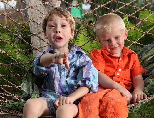 La Casa Vacanze Le Scuderie è il posto ideale per famiglie con bambini. I nostri ospiti hanno infatti a loro disposizione un un'area giochi per bambini.