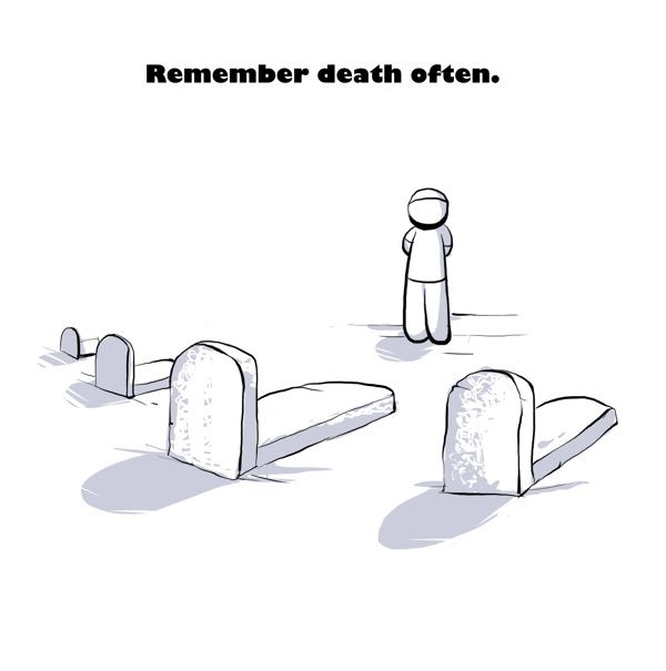 Remember Death often