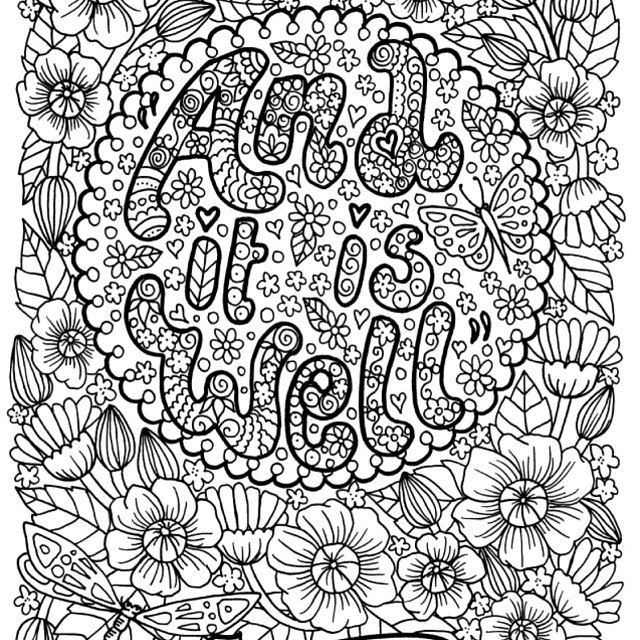 Instant Download Yoga On Art For You To Color Be The Artist Digital Coloring Book Color Adult Digi Stamp Zen Coloring Pages Pumpkin Coloring Pages Halloween Coloring Pages