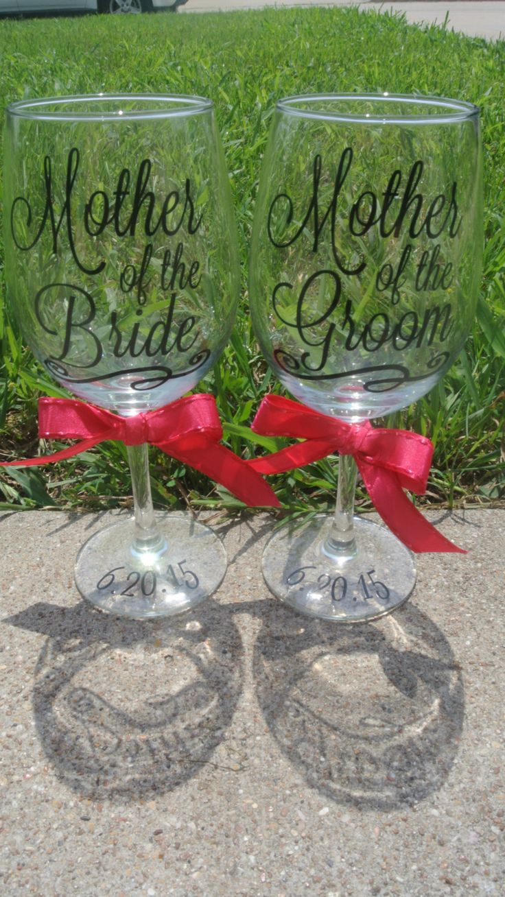 Mothers of the Bride & Groom, Wedding gift, Rehersal dinner by MamaBearsCrafts254 on Etsy