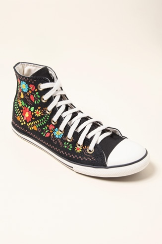 CONVERSE BORDADO MEXICANO