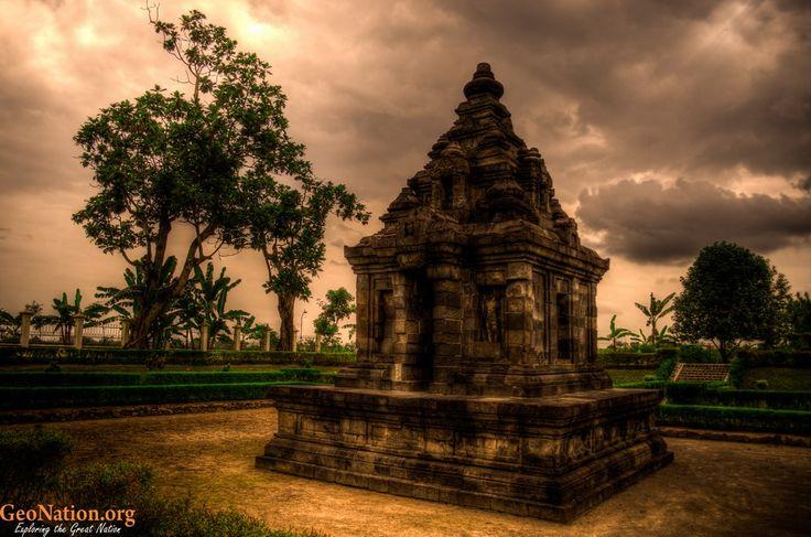 #GebangTemple #geonation(dot)org #Yogyakarta #Indonesia #temple #hindu