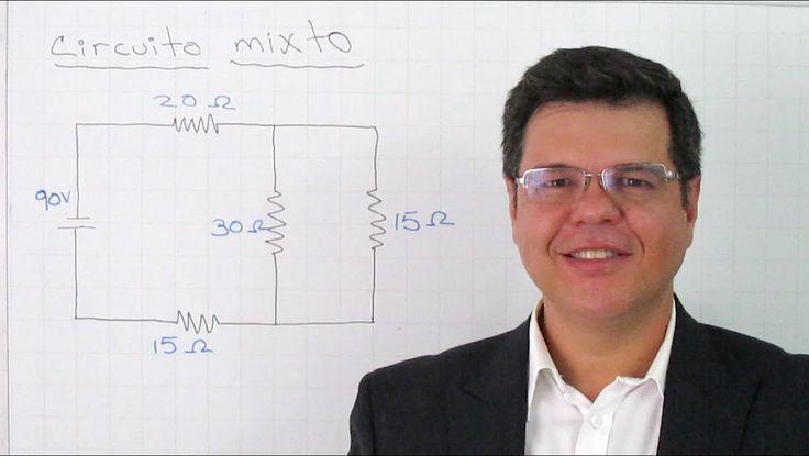 Circuito mixto en serie y paralelo. Curso de Electricidad - Clase 11